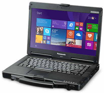 Panasonic Toughbook CF-53 mk1