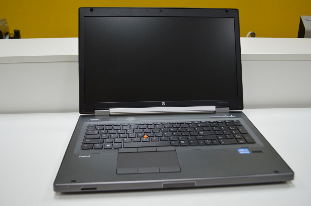 Ноутбук HP EliteBook 8770w