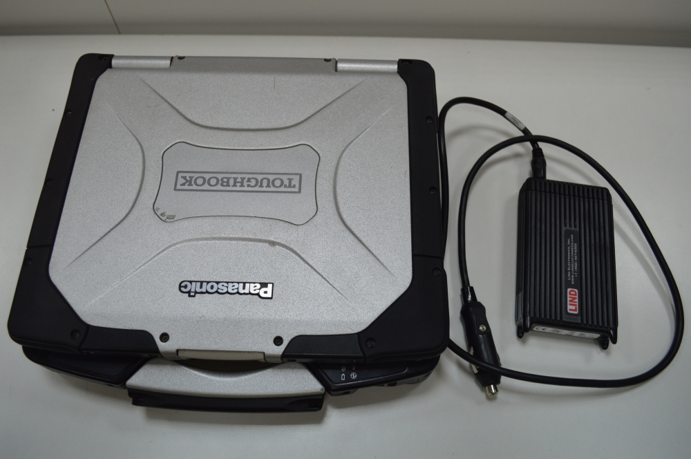 Ноутбук Panasonic Toughbook CF-30 mk3 + Автомобильное ЗУ