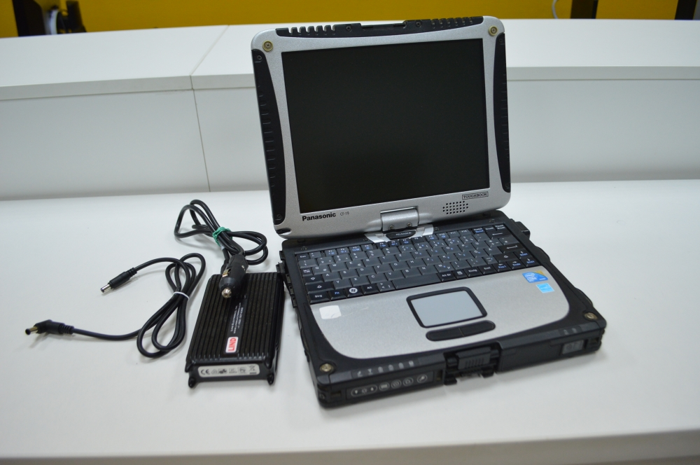 Ноутбук Panasonic Toughbook CF-18 + Автомобильное ЗУ