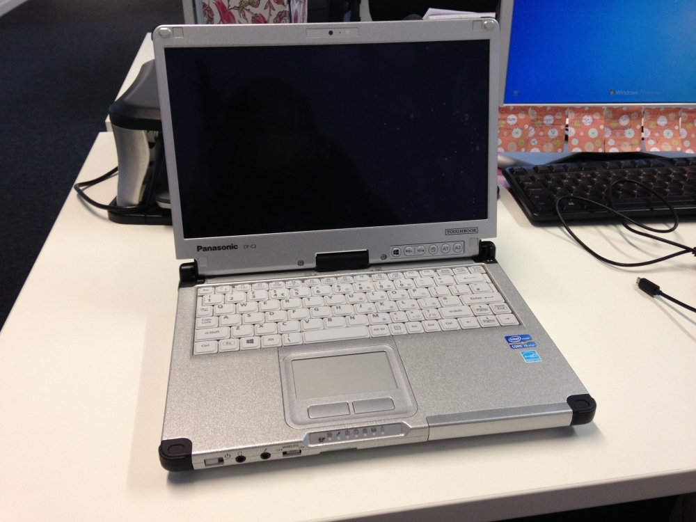 Ноутбук Panasonic Toughbook CF-C2 SSD 3G GPS