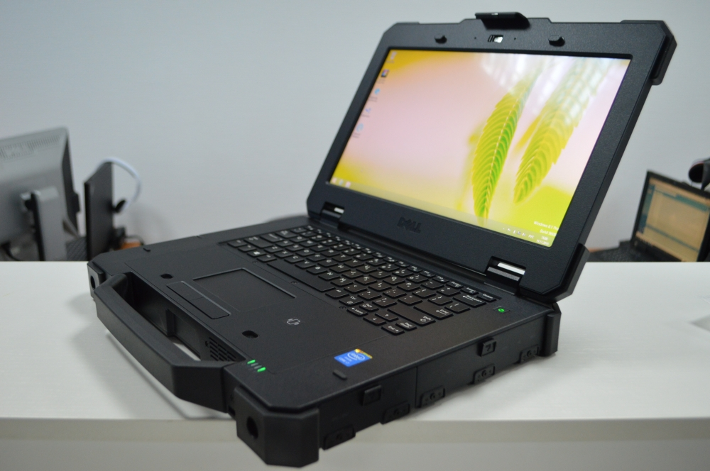 Ноутбук Dell Latitude 14 RUGGED EXTREME 7404 SSD