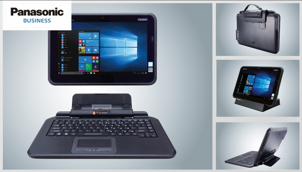 Планшет Panasonic ToughPad FZ-Q2