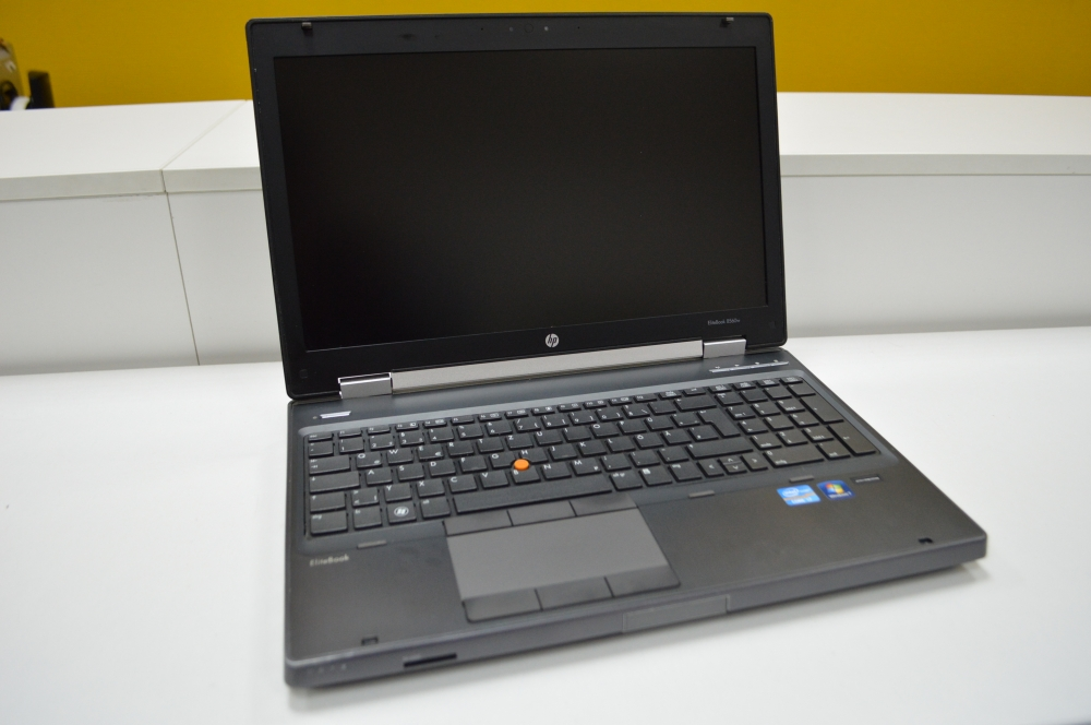 Ноутбук HP EliteBook 8570w 16 Gb SSD