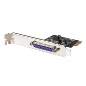 StarTech PEX1P PCIe Parallel Adapter Card PI40952-3X2B