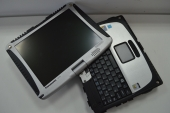 Ноутбук Panasonic Toughbook CF-19 MK3 + Автомобильное ЗУ