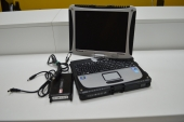 Ноутбук Panasonic Toughbook CF-19 MK5 + Автомобильное ЗУ