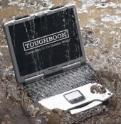 Ноутбук Panasonic Toughbook CF-31 mk2 3G GPS