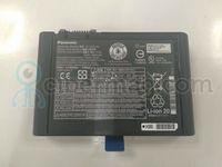 Новая оригинальная батарея для планшета Panasonic Toughbook CF-D1 CF-VZSU73U
