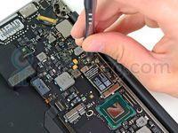 Восстановление залитых ноутбуков