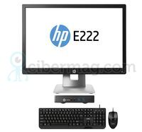 Комплект системный блок HP ProDesk 400 G1 DM + Монитор HP EliteDisplay E222 + Клавиатура + мишь