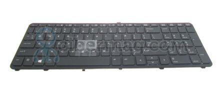 Клавиатура HP ZBook 15 17 Backlit Keyboard SN7123BL 735685-001
