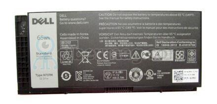 Батарея  Dell Precision M4600 M4700 M4800 M6600 M6700 M6800  11.1V 5200mAh