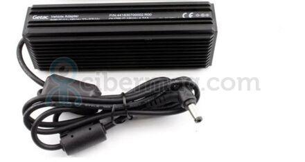 Автомобильное зарядное устройство  для ноутбуков Getac, Fujitsu, Lenovo