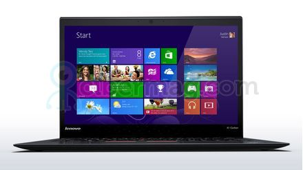Ноутбук Lenovo ThinkPad X1 Carbon 3rd Gen