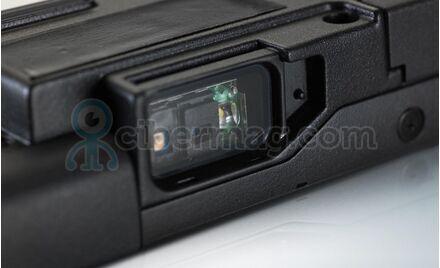 Защищенный планшет Panasonic Toughpad FZ-M1 сканер штрихкода