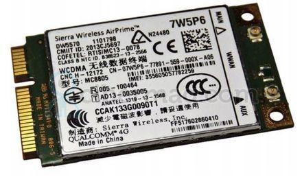 3G-4G Модем DW5570 MC8805 Ericsson 7W5P6