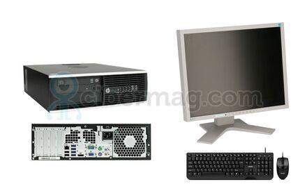 Комплект cистемный блок HP Compaq 8200 Elite SFF + Монитор EIZO FlexScan S1901 + Клавиатура + мишь