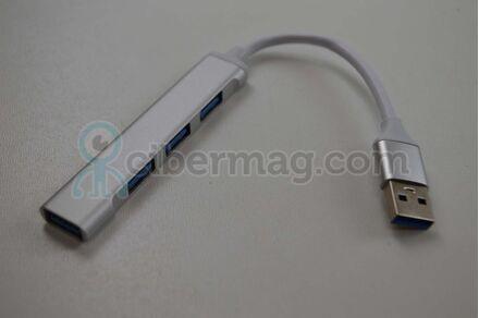 USB хаб USB 3.0x4