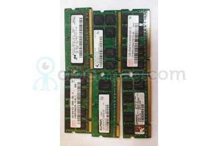 Оперативная память SODIMM DDR2 1Gb  pc2-5300s