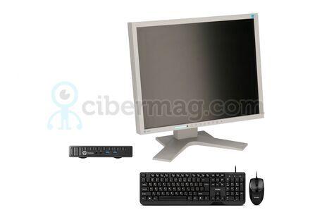 Системный блок HP ProDesk 400 G1 DM + Монитор EIZO FlexScan S1901 + Клавиатура + мишь