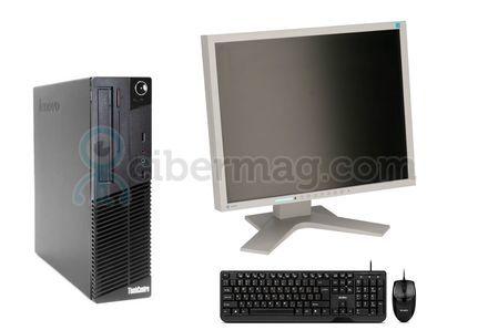 Комплект системный блок Lenovo M70E + Монитор EIZO FlexScan S1901 + Клавиатура + мишь