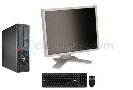 Комплект системный блок Fujitsu Esprimo E700 SFF + Монитор EIZO FlexScan S1901 + Клавиатура + мишь
