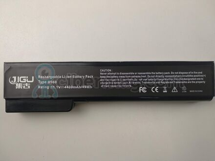 Аккумуляторная батарея HP HSTNN-CB2F 8460p 8460w 8560p 6360b 6460b 6465b 6560b