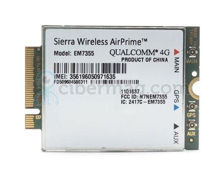 EM7355 Gobi5000 4G LTE WWAN M.2