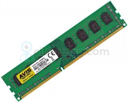 Оперативная память DDR3 4 Gb