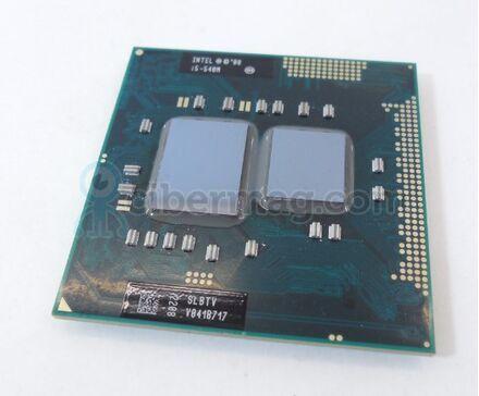 Процессор Intel Core i5-540M 2.53 - 3.07 GHz