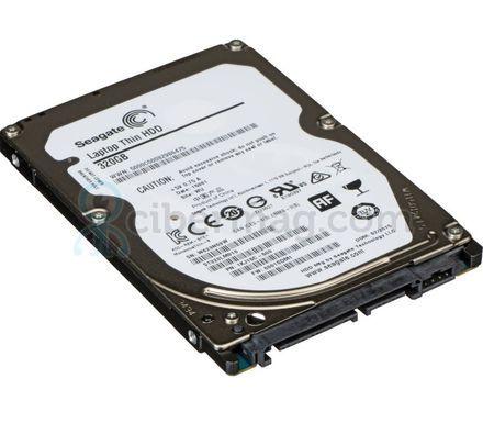 Жесткий диск SATA 2.5 320Gb