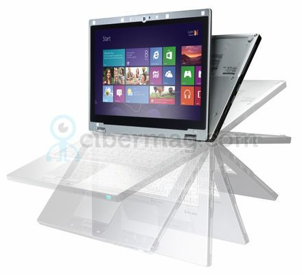 Ноутбук Panasonic ToughBook CF-AX3