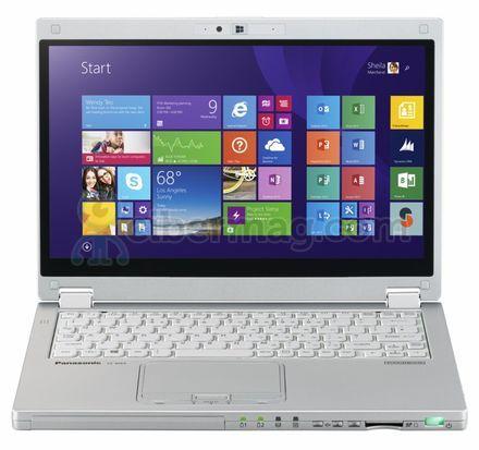 Ноутбук Panasonic ToughBook CF-MX4