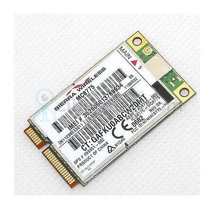 SIERRA MC8775 WWAN технология HSPA gsm GPRS EDGE беспроводной мини PCI-E 3G модуль WWAN для HP 2510p 2710p