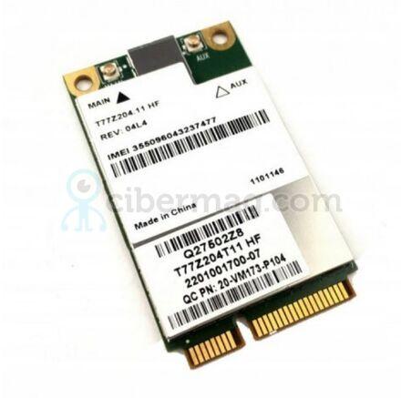 Sierra Wireless t77z204.11 HF Mini PCIe PCI-Express 3g (mc8305)