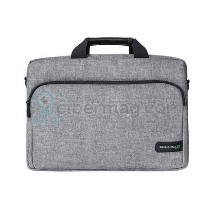 Сумка для ноутбука Grand-X 15.6'' Dark Grey