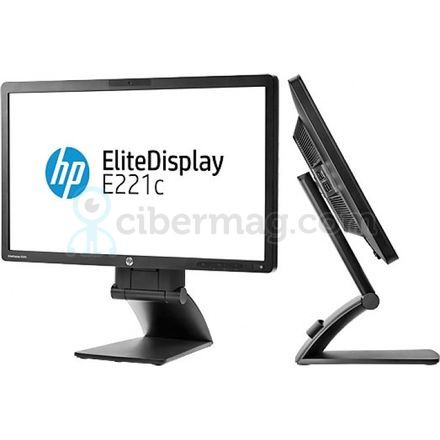 Монитор HP EliteDisplay E221c WEB камера
