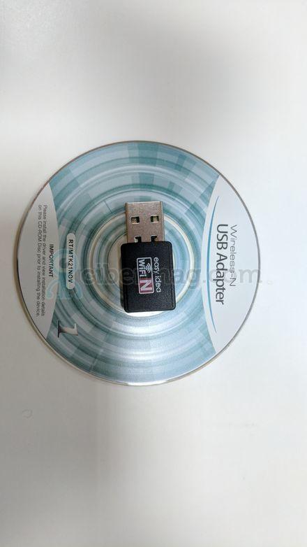 Беспроводной сетевой адаптер Wi-Fi 802.11N