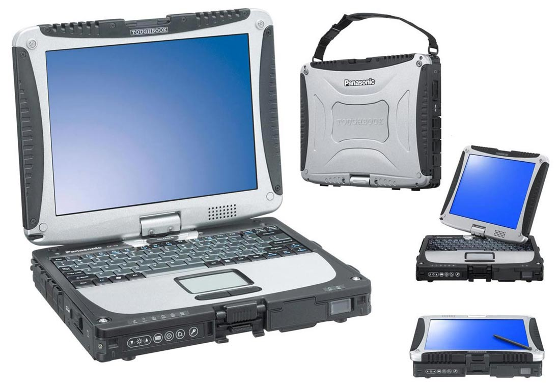 Panasonic Toughbook CF-19 MK8