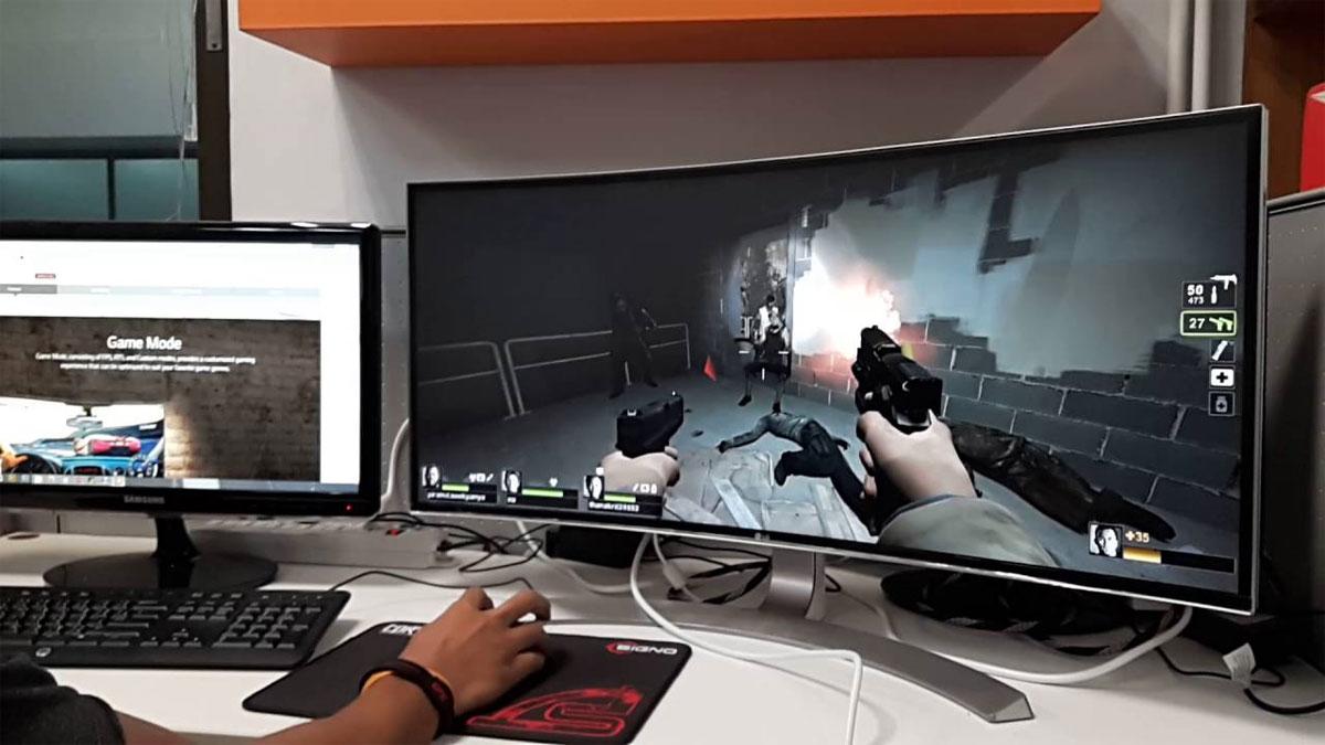 монитор для геймера